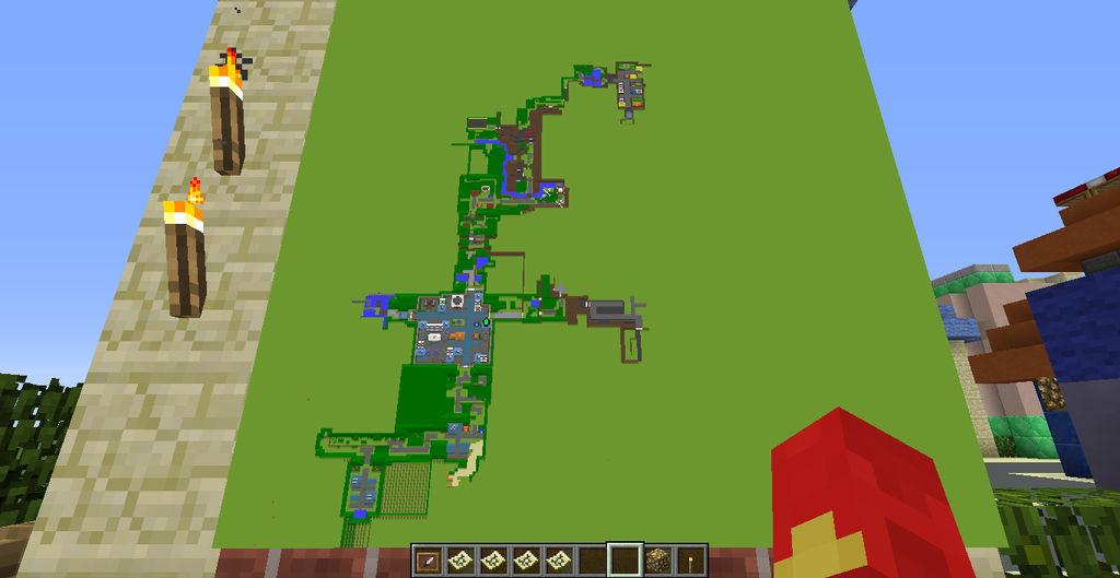 Minecraft: Sinnoh Region WIP 3 by ZacharisLenke on DeviantArt