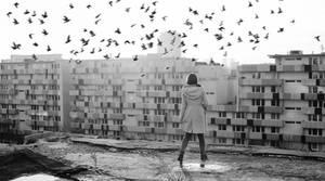 swarm by Rinc3wind