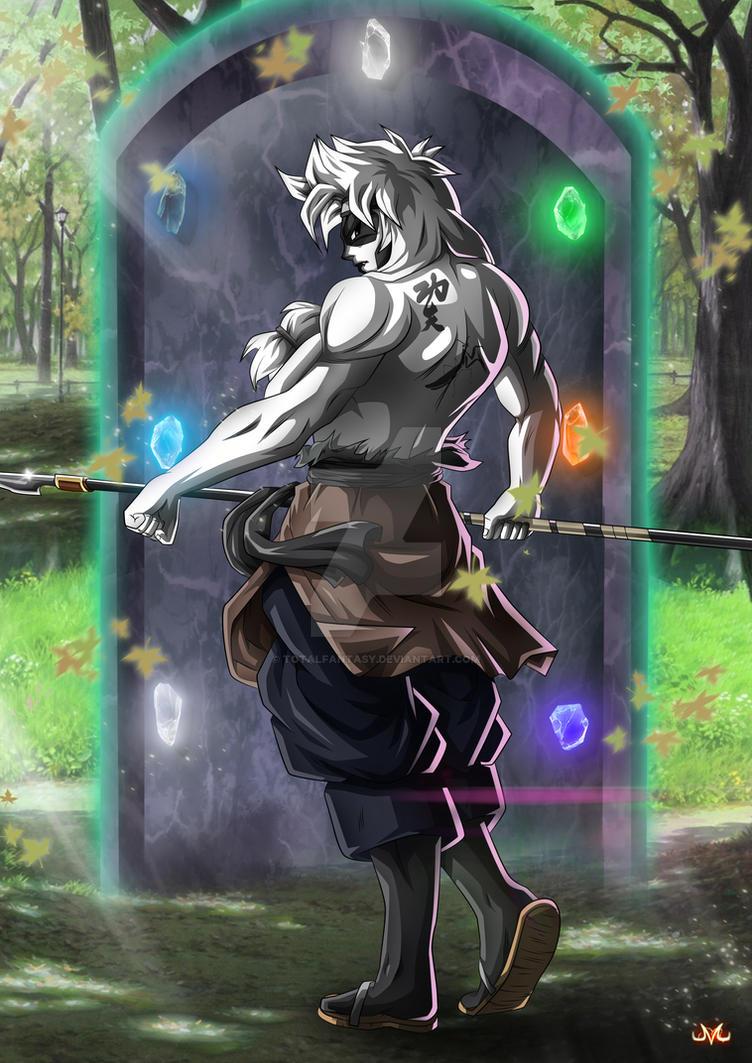 Lord Kamakiri Tawa The Guardian of the Gate by TotalFantasy