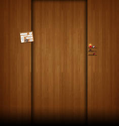 Wood Youtube Background by ShanesDesigns