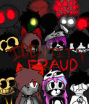 Identity Fraud Most Frequent Monsters Roblox By Zeckmin On