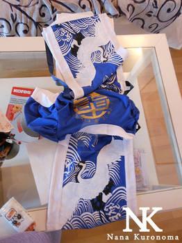 Kasumi blue Cosplay