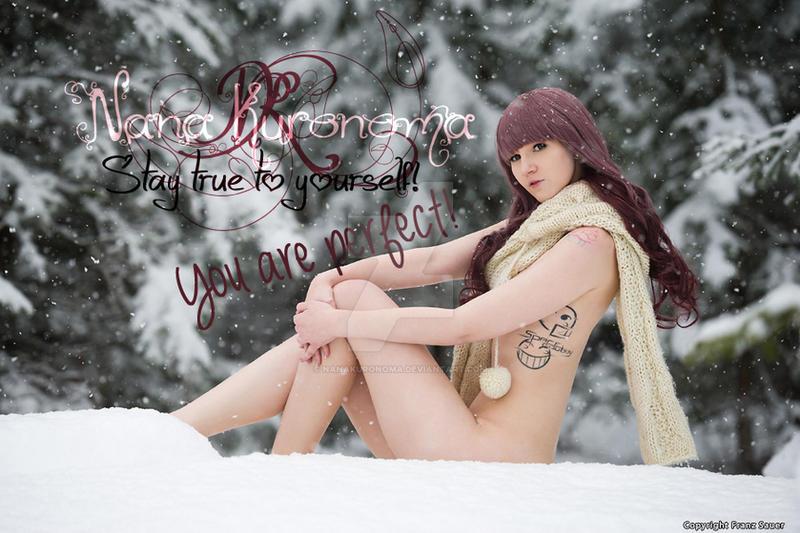 Naked in garden tumblr