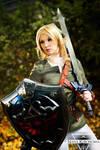 Female Link - The Legend of Zelda #01