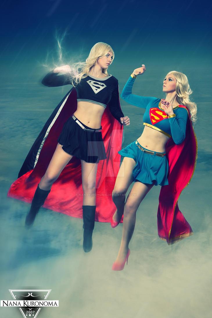 Supergirls 1 by NanaKuronoma