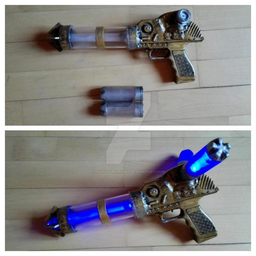Jinx Weapon - Laser Gun by NanaKuronoma
