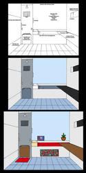 Garret's Room by katwarrior
