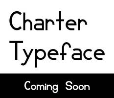 Charter typeface -teaser-