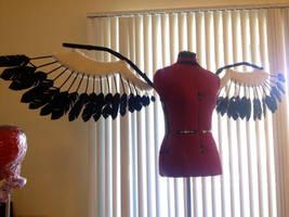Akuma Homura wings tutorial front