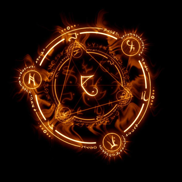 Arcane Circle Png Golden Arcane Circle by Udine
