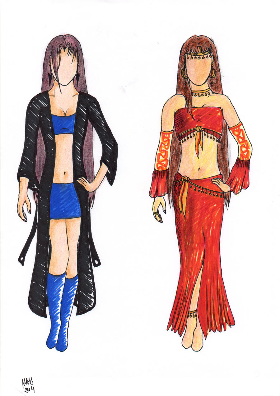 Fashion Design Urban And Gipsy By Joseph Lazarus On Deviantart