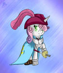 Sweetie Bell - Musketeer