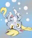 Derpy Paws by Diamond--Rose