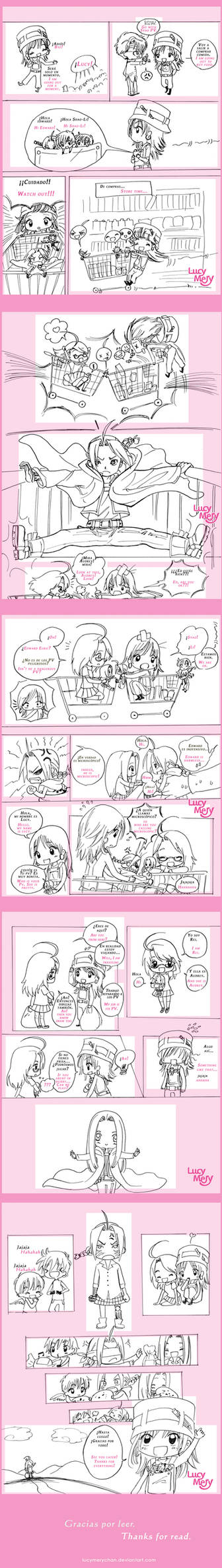 chibi_Lucy_store time