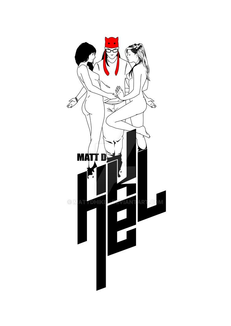 Matt D Hikel by mattdhikel