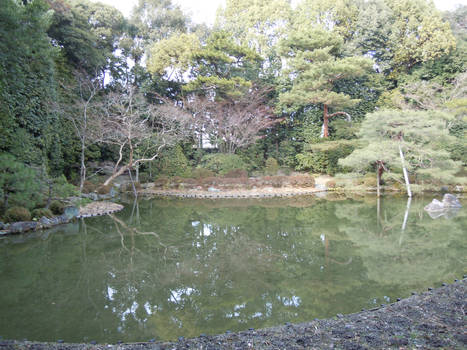 Tempel Pond