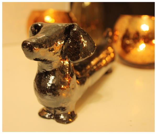 Ceramic dachshund jewellerybox III by Sinije on DeviantArt