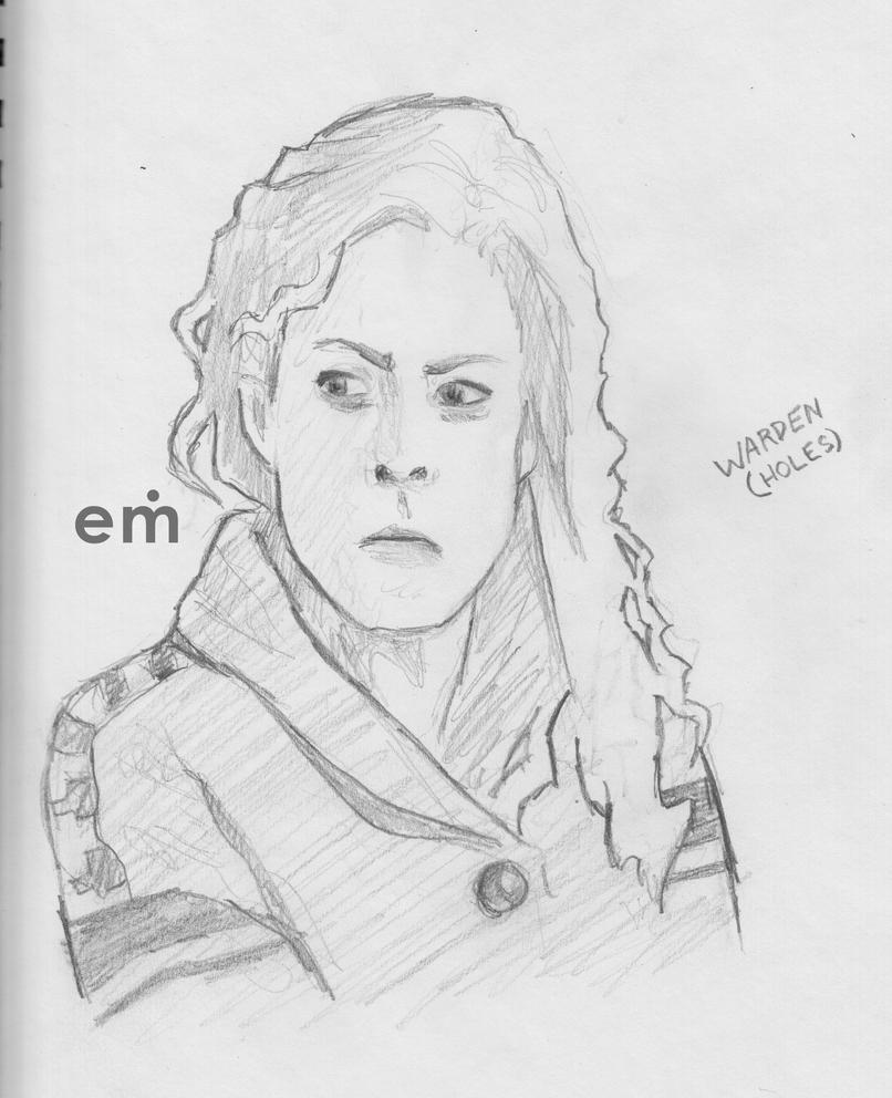 the warden WIP by ElizabethMartin on DeviantArt