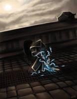 Azula- Shadows by ElizabethMartin