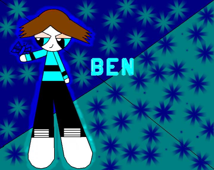 Ben by Butterpain787
