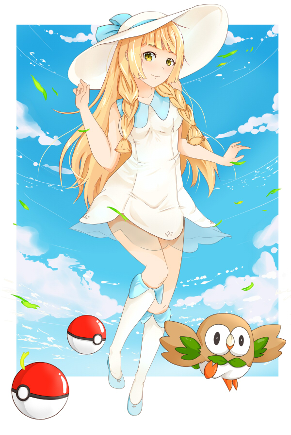 Lillie by Yii-shii