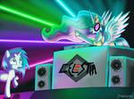 DJ Celestia