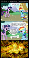 Story Behind the Wonderbolts