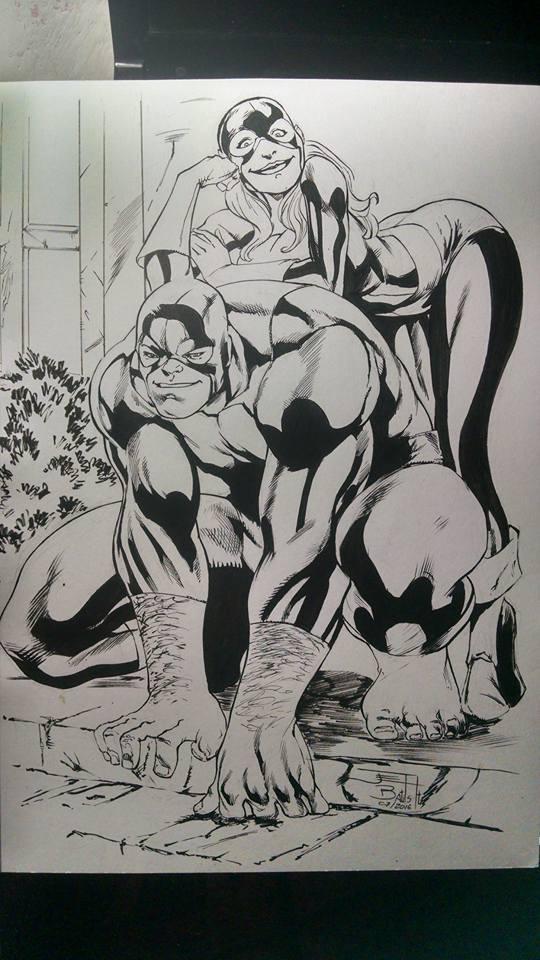 X-Men by Jeff-Batista