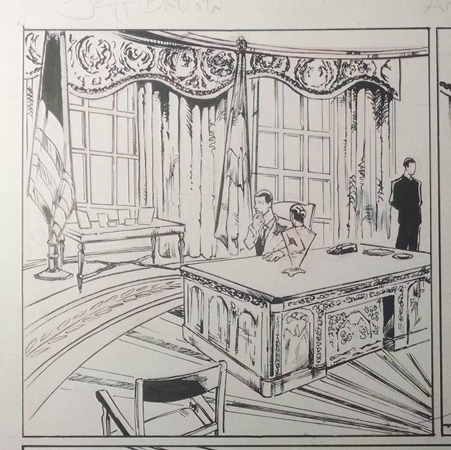 Oval Office! by Jeff-Batista