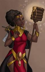 Magical Honey Queen