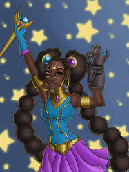 Sailor-Shuri by ebony-chan