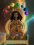 Universal Goddess by ebony-chan