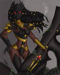 Female -Predator
