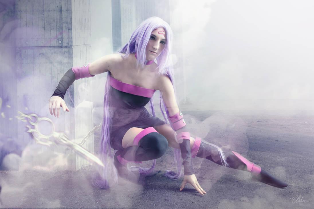 Rider Medusa / Fate Stay Night by BarbapapaHuren
