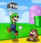 Luigi and Goomba
