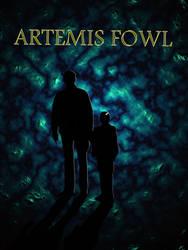 Artemis Fowl silohuettes by StriderMelnik