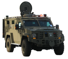 Unified Police SWAT Vehicle by X5-Stock