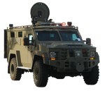 Unified Police SWAT Vehicle