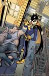 Batgirl in new costume
