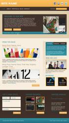 Website Template by Twist3dDNA