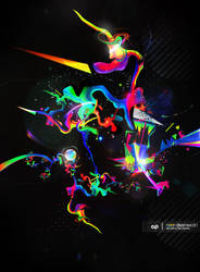 neon dreamworld by anthony-g