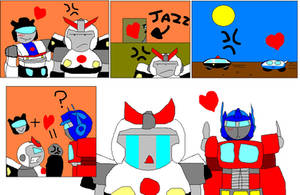 Everyone Loves Prowl by PurrV