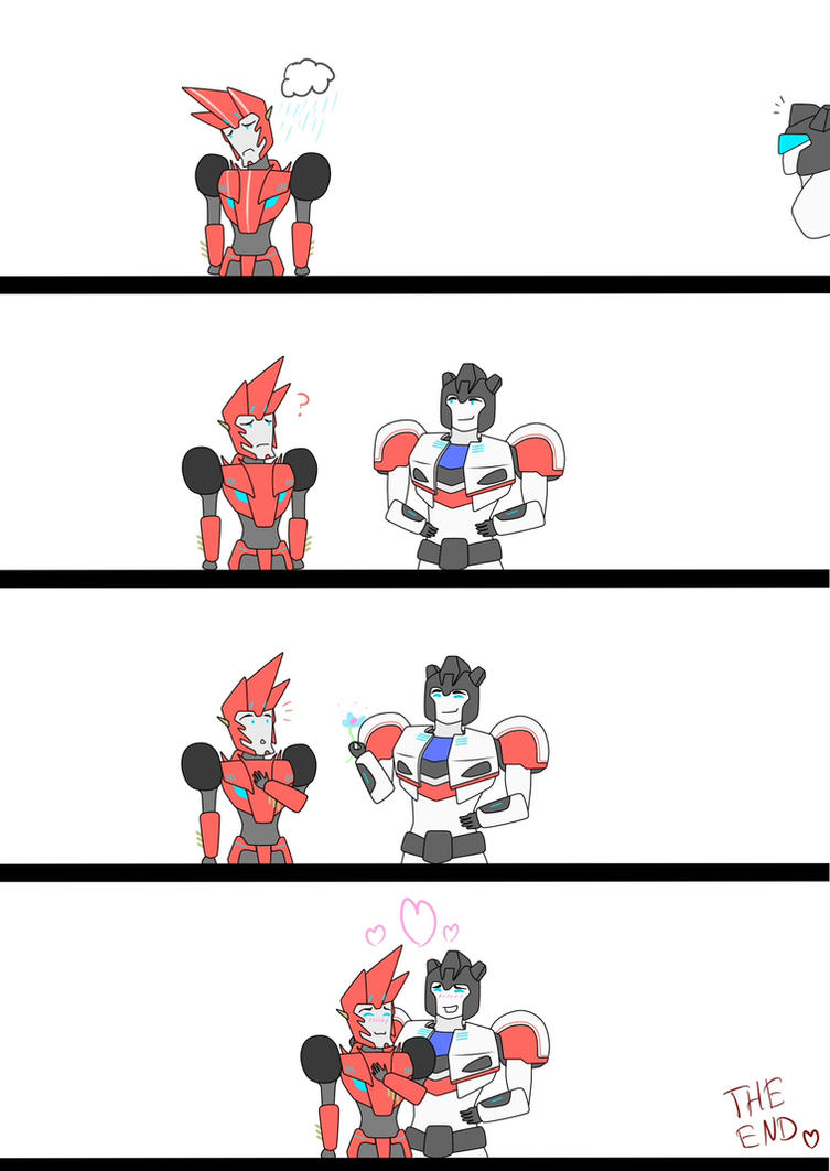 Sideswipe needs love 2 by PurrV