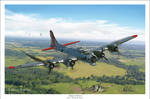 Almost Home B-17