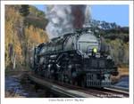 Union Pacific 4-8-8-4 Big Boy