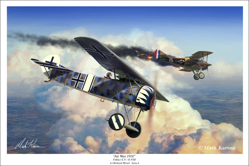 Air War 1918 by markkarvon