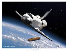 Orbit Achieved by markkarvon