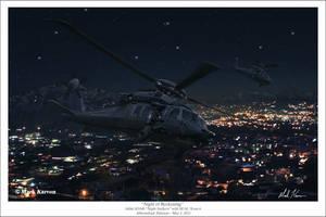 Night of Reckoning by markkarvon