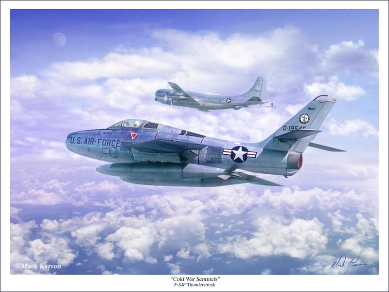 Cold War Sentinels by markkarvon