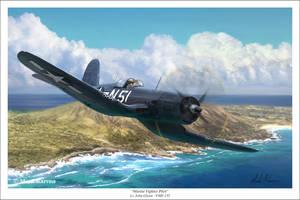 Marine Fighter Pilot
